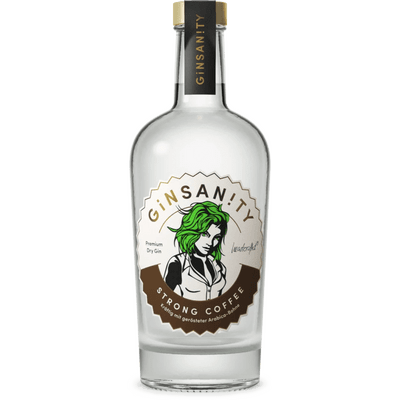 Strong Coffee - Premium Dry Gin
