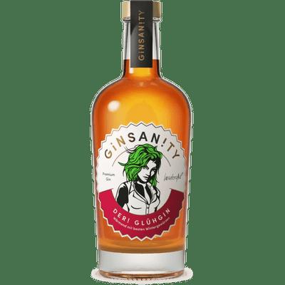 Der! Glühgin - Premium Gin