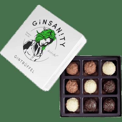 Gintrüffel - Pralinen mit Gin
