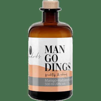 Hendriks Mangodings - Mangolikör mit Habanero