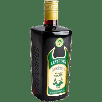 Leverings Ossenkämper - Kräuterlikör
