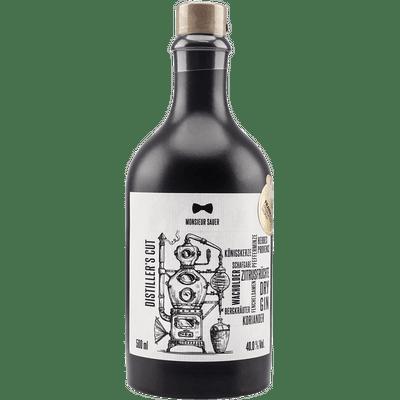 Monsieur Sauer - Distiller's Cut No. 1 - Dry Gin