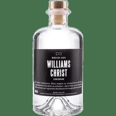 Monsieur Sauer Williams Christ - Birnenbrand