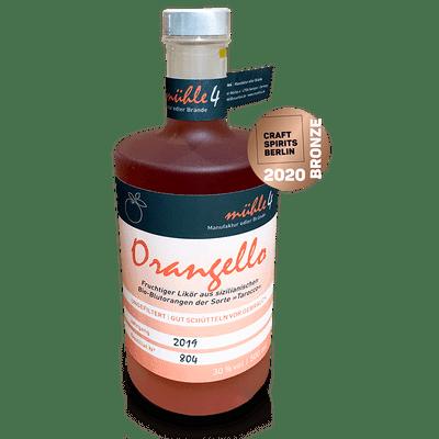 Orangello - Blutorangenlikör