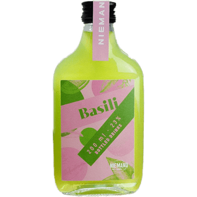 "Niemand Bottled ""Basili"" - Pre Mixed Cocktail"