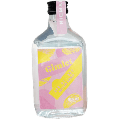 """Niemand Bottled """"Gimlet"""" - Pre Mixed Cocktail"""