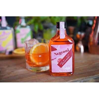 """Niemand Bottled """"Negroni"""" - Pre Mixed Cocktail 2"""