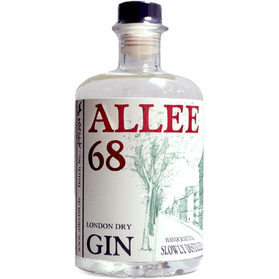 Allee 68 Gin - London Dry Gin