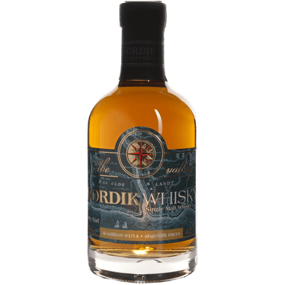 Elbe Valley - Sherry/Torf Single Cask Whisky