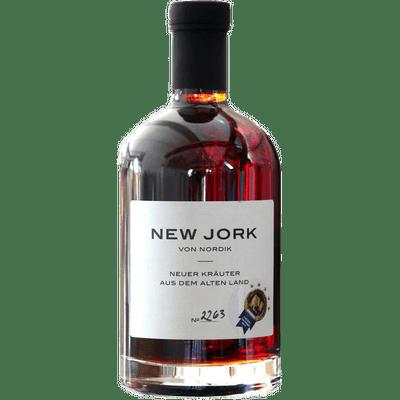 New Jork - Kräuterspirituose 700ml