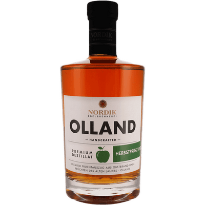 Olland Herbstprinz Gold - Apfelbrand 500ml