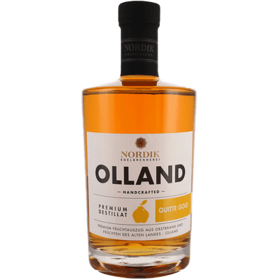 Olland Quitte Gold - Quittengeist 500ml