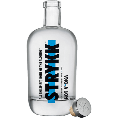 STRYYK Not Vodka - alkoholfreie Vodka-Alternative 2