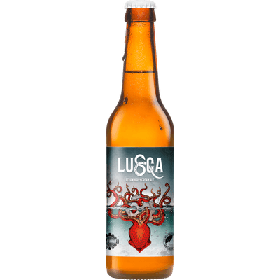 Lusca - Strawberry Cream Ale