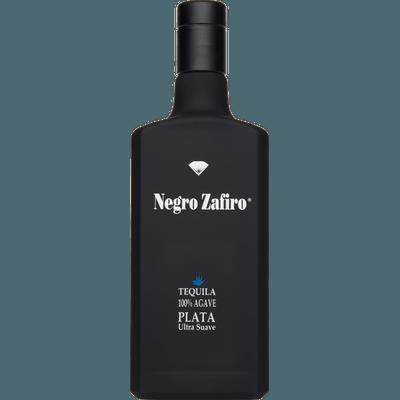 Tequila Negro Zafiro Plata