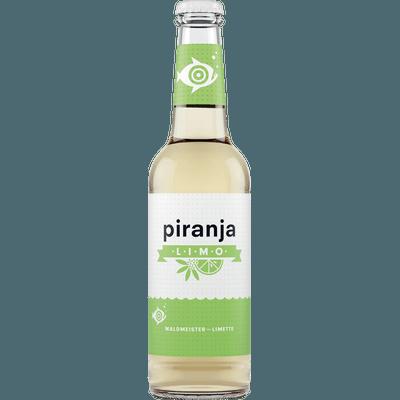 20x Piranja-Limo Waldmeister-Limette
