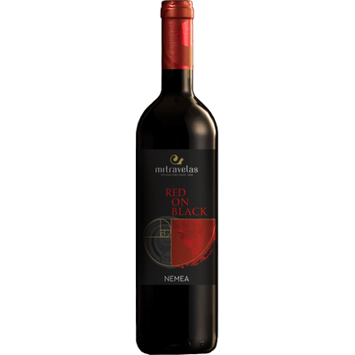 2017er Nemea red on black